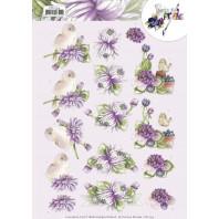 3D Knipvel  Precious Marieke - Chrysanthemum 11354