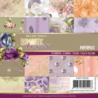 Paperpack - Precious Marieke - Romantic Roses 10030