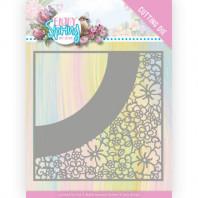 Dies - Amy Design - Enjoy Spring - Flower Frame
