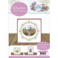 Creative Embroidery 24 - Amy Design - Enjoy Spring