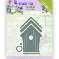 Dies - Precious Marieke - Beautiful Garden - Birdhouse
