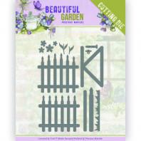 Dies - Precious Marieke - Beautiful Garden - Fences