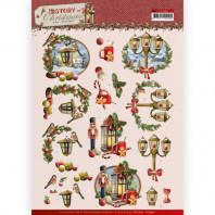 Amy Design - History of Christmas - Christmas Lanterns