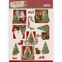Amy Design - History of Christmas - Christmas Home