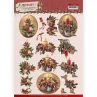 Amy Design - History of Christmas - Christmas Candles