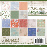 Paperpack - Jeanine's Art - Christmas Cottage