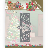 Dies - Yvonne Creations - The Heart of Christmas - Twinkling Border