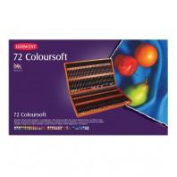Derwent Coloursoft 72 st doos DCS0701031 (07-17)