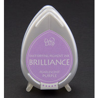 Dew Drop Brilliance Pearlescent Purple