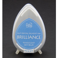 Dew Drop Brilliance Sky Blue