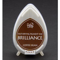 Dew Drop Brilliance Coffee Bean