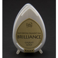 Dew Drop Brilliance Galaxy Gold
