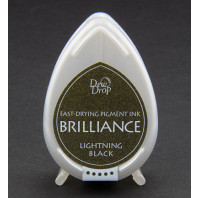 Dew Drop Brilliance Lightning Black