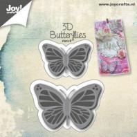 Joy! Die 3D Butterflies