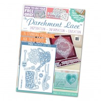 Parchment Lace magazine 08