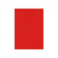 Linnenkarton 10 vel rood 27x13,5cm 250gr