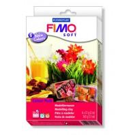 Fimo Soft set Trend pack Warm colours 6x57gr 8023 03