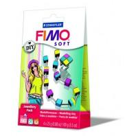 Fimo Soft DIY juwelenset cubes 8025 06