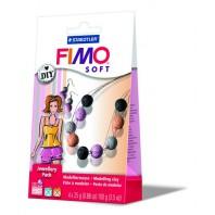 Fimo Soft DIY juwelenset coral 8025 07