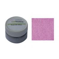 CraftEmotions Finest Silk Glitter licht roze 16gr
