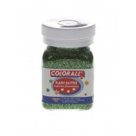 Flash Glitter Colorall 150 ml groen
