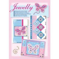 Jewelly Butterflies set