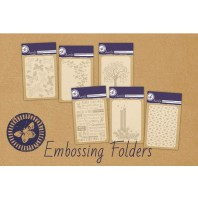 Aurelie embossing folders Background discount 6-pack
