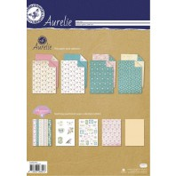 Aurelie Botanische Tuin Paper Pack  AUPP1001