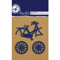 Aurelie Bicycle Craft Die