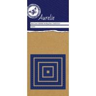 Aurelie Cross-Stitch Square Mini Nesting Die AUCD1034