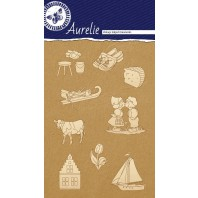Aurelie Vintage Ornaments Holland 1