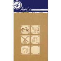 Aurelie Vintage Ornaments Holland 3