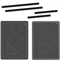 Magnetische ontwerp tafel, inclusief 4 magneetstrips