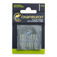 Chameleon Replacement Bullet Tips 10 Pack