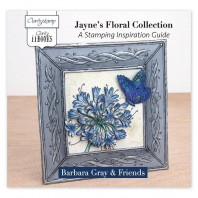 Groovi Clarity II Book: Jayne's Floral Collection