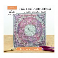 CLARITY II BOOK: TINA'S FLORAL DOODLE COLLECTION