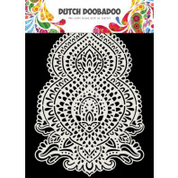Dutch Doobadoo Dutch Mask Art Diamond drop A5 470.715.173