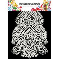 Dutch Doobadoo Dutch Mask Art Diamond drop A5 470.715.173