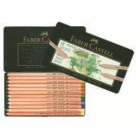 Faber Castell Pastelpotlood Pitt 12 Stuks
