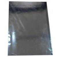 Spiegelkarton Zilver, 10 vel A4