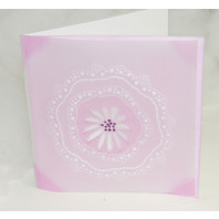Pakket Bloemenkaart met Groovi Plate
