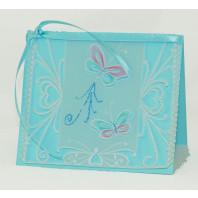 Pakket Pergamanokaart Blauwe Vlinder