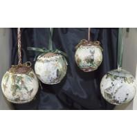 Workshop Kerstballen van Krimpfolie