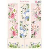 Marianne D 3D Knipvel Flower Panels VK9592 A4 (12-20)
