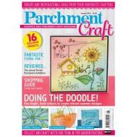 Parchment Craft magazine 08-2016