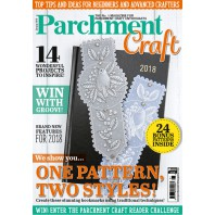 Parchment Craft magazine 01-2018