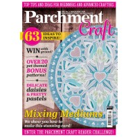 Parchment Craft magazine 08-2018