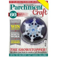 Parchment Craft magazine 11-2018