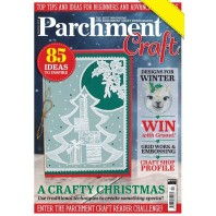 Parchment Craft magazine 12-2018