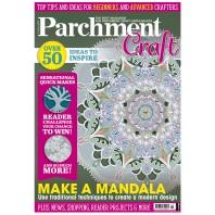 Parchment Craft magazine 10-2019